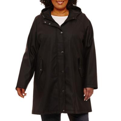 Seb Water Resistant Raincoat-Plus