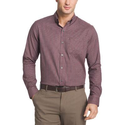 Van Heusen® Long Sleeve Stretch Flex Non Iron Shirt