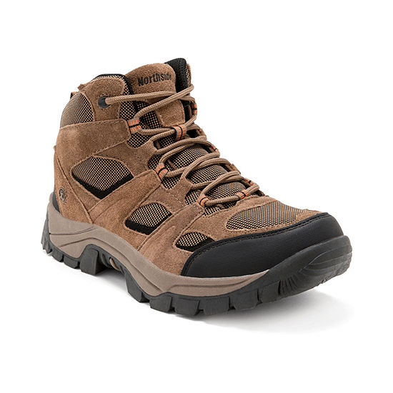 409bcbdbeef Northside Mens Monroe Hiking Boots Lace-up