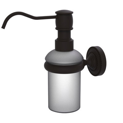 Allied Brass Dottingham Collection Wall Mounted Soap Dispenser