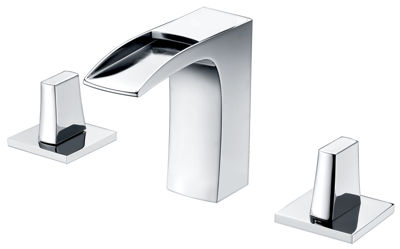 American Imaginations 20.25-in. W Above Counter White Vessel Set For 3H8-in. Center Faucet - FaucetIncluded
