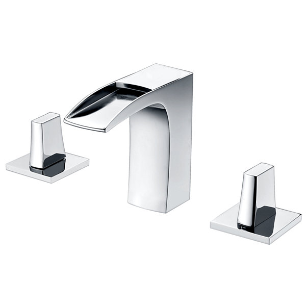 American Imaginations 17.5-in. W Above Counter White Vessel Set For 3H8-in. Center Faucet - Faucet Included