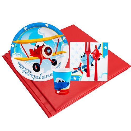 Buyseasons Airplane Adventure Party Pack