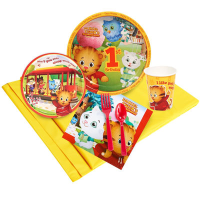 Buyseasons Daniel Tigers Neighborhood Party Pack
