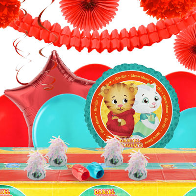 Daniel Tigers Nieghborhood Deco Kit