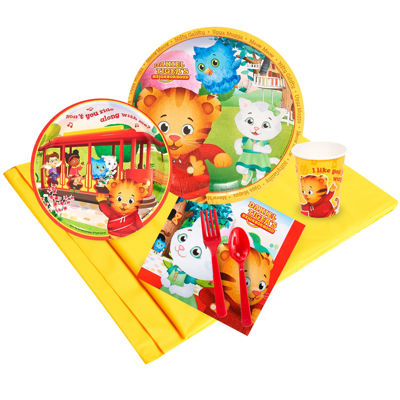 Daniel Tigers Neighborhood 16 Guest Party Pack