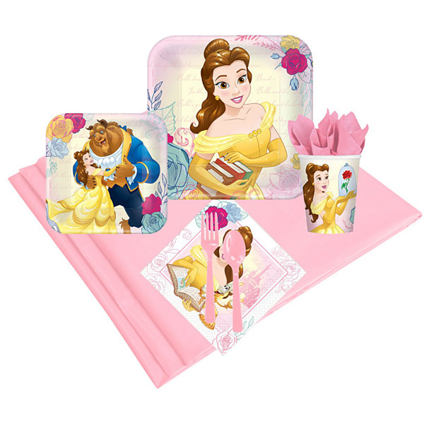 Disney Beauty and the Beast 24 Guest Party Pack