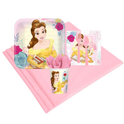 Disney Beauty and the Beast 8 Guest Party Pack