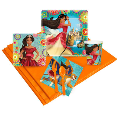 Disney Elena 16 Guest Party Pack