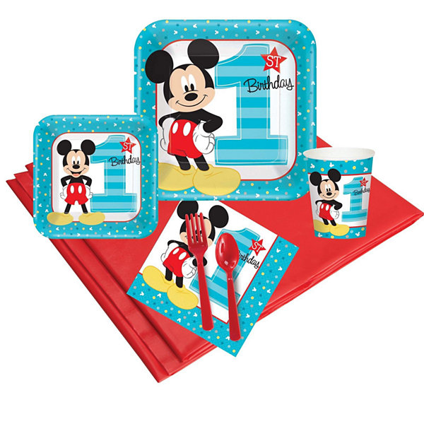 Disney Mickey Mouse 1st Party Pack