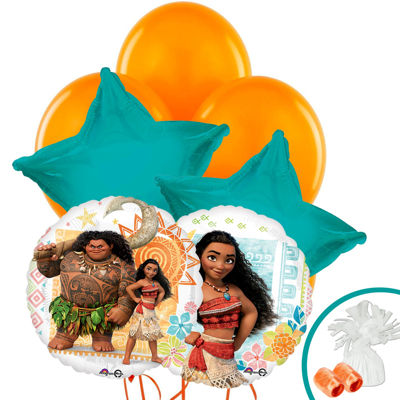 Disney Moana Balloon Bouquet