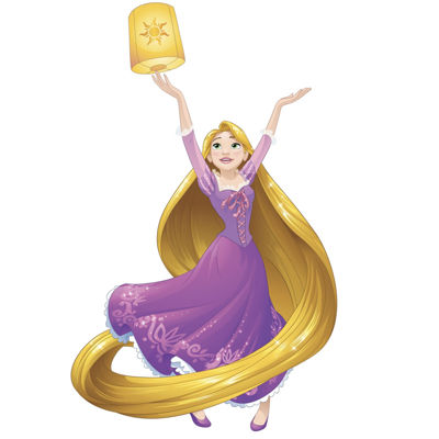 Buyseasons Disney Sparkling Rapunzel Party Pack