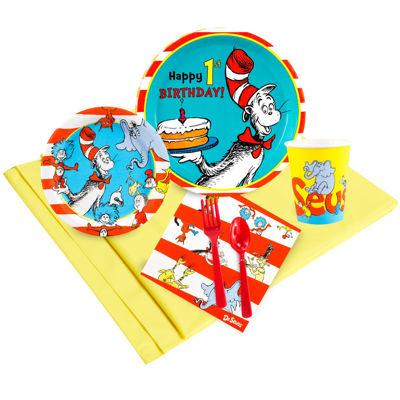 Dr. Seuss Party Pack
