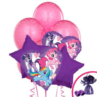My Little Pony Friendship Magic Balloon Bouquet