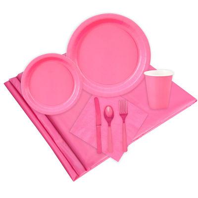 Buyseasons Hot Pink Party Pack