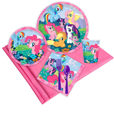 My Little Pony Friendship Magic Party Pack