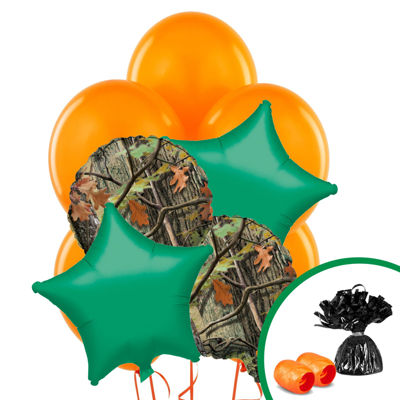 Hunting Camo Balloon Bouquet