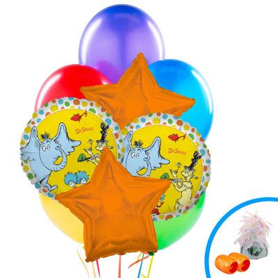 Dr Seuss Favorites Balloon Bouquet