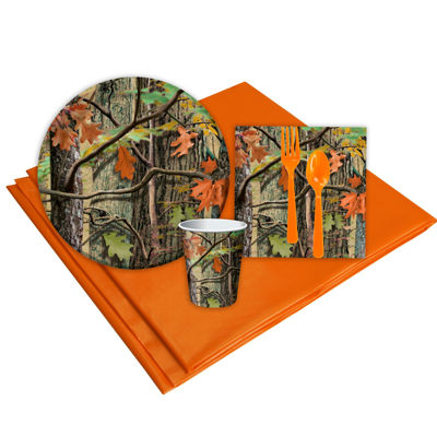 Buyseasons Hunting Camo Party Pack