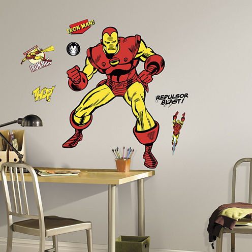 Iron Man Party Pack