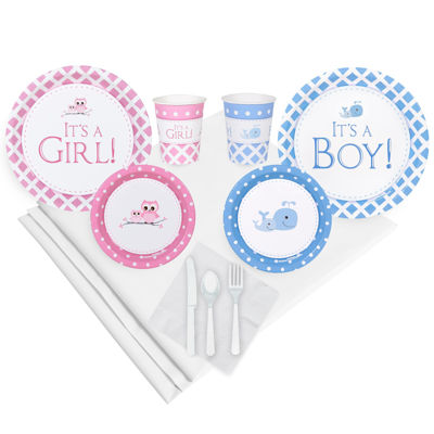 It'S A Boy Or Girl Party Pack