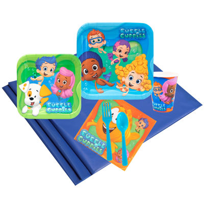 Bubble Guppies 16 Guest Party Pack