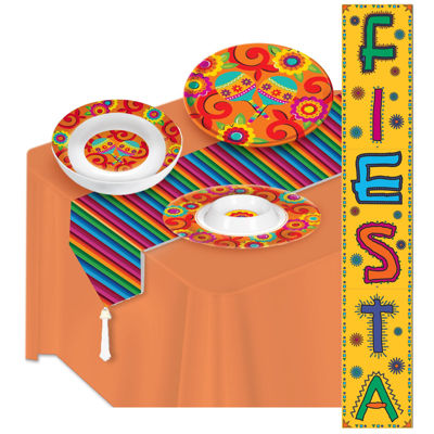 Fiesta Serveware Party Pack