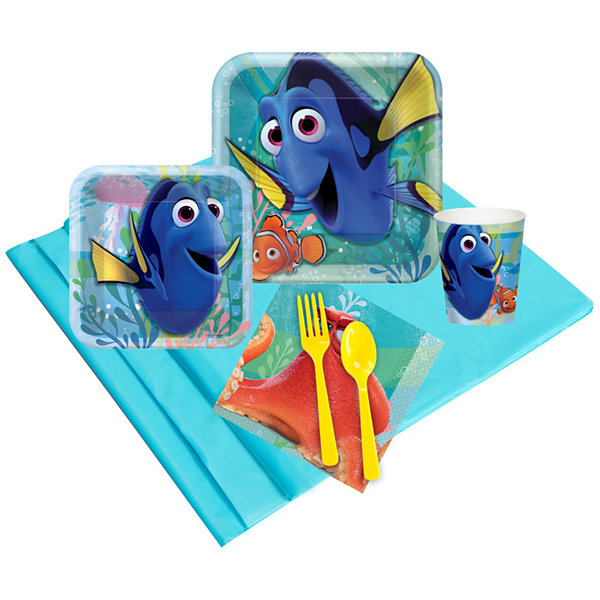 Finding Dory 16 Guest Party Pack