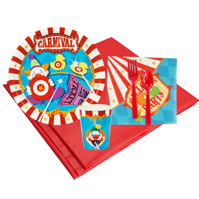 Carnival Games 8 Guest Party Pack