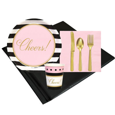 Cheers to You! 8 Guest Party Pack