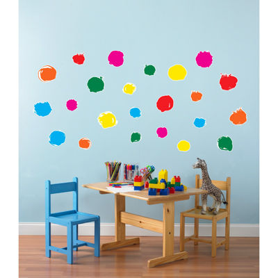 Buyseasons Circle Dot Confetti Party Pack