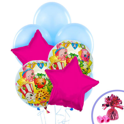 Shopkins Balloon Bouquet