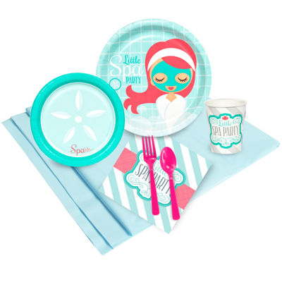 Little Spa Party Pack