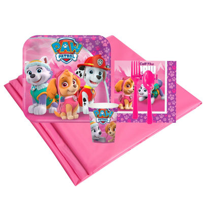 Pink Paw Patrol Party Pack