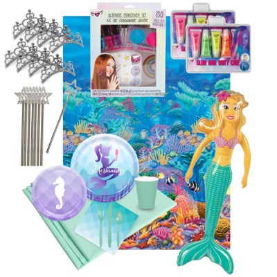 Mermaid Ultimate Experience Party Pack