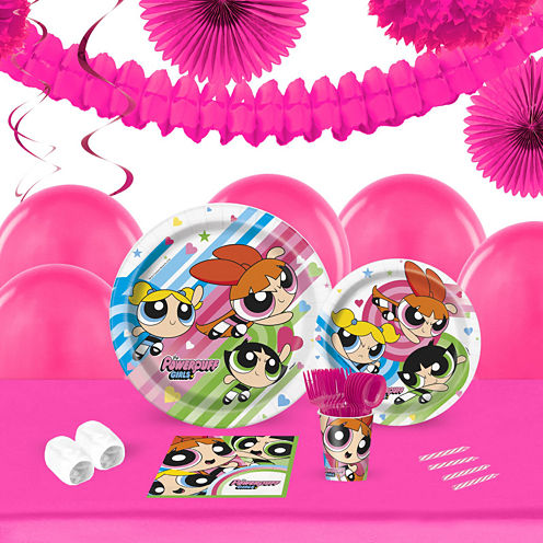 Power Puff Girls Party Pack
