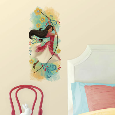 Princess Elena Giant Wall Decal