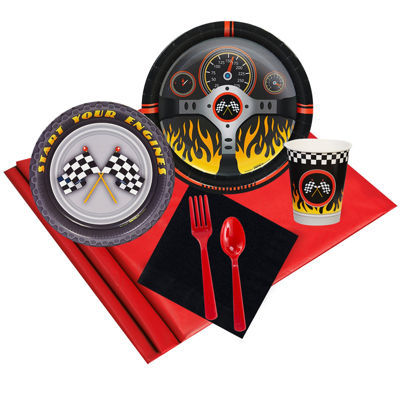 Racecar Racing Party Pack