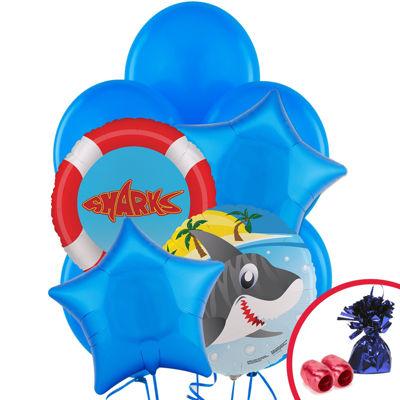 Sharks Balloon Bouquet