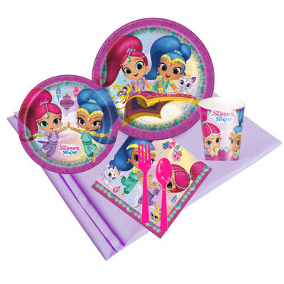 Shimmer And Shine Party Pack