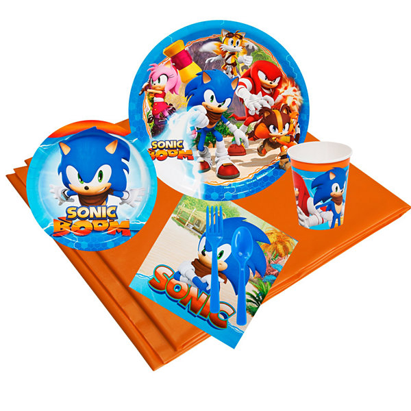 Sonic Boom Party Pack