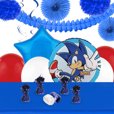 Sonic the HedgeHog Deco Kit