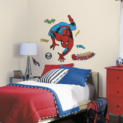 Spider-Man Comic Wall Decals