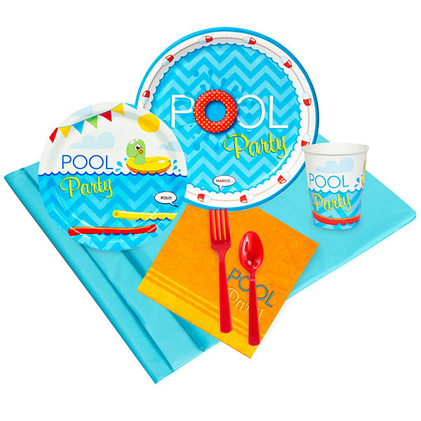 Splashin Pool Party Pack