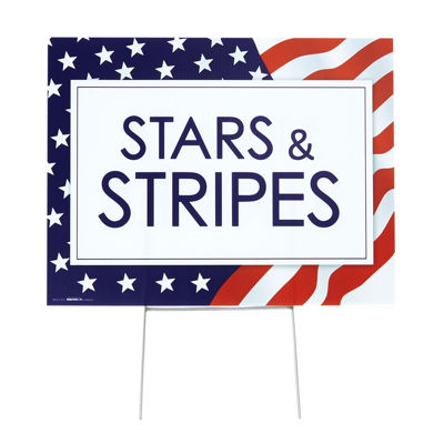 Stars And Stripes Party Pack