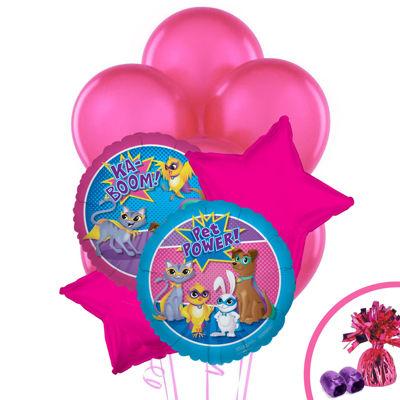 Super Hero Pets Balloon Bouquet