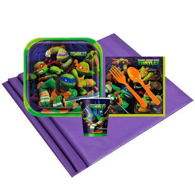 Teenage Mutant Ninja Turtles Party Pack