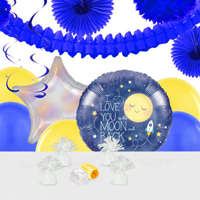 To The Moon & Back Party Pack