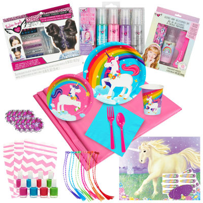 Unicorn Ultimate Experience Party Pack