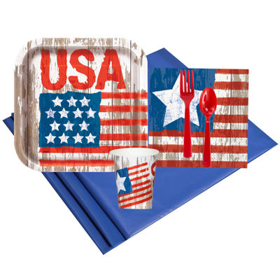 Vintage Patriotic Party Pack